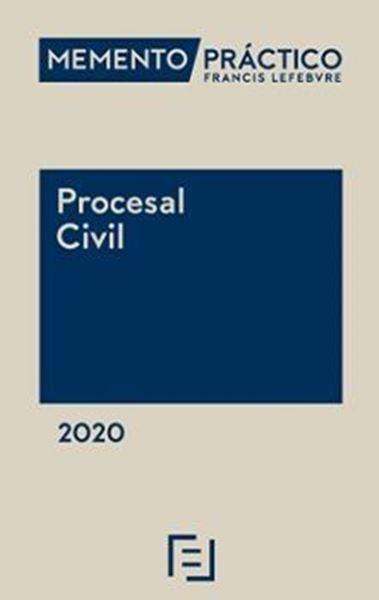 "Imagen de Memento Práctico Procesal Civil 2020 ""Proceso Civil, Arbitraje, Proceso Canónico"""