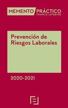 Imagen de Memento Práctico Prevención de Riesgos Laborales 2020-2021