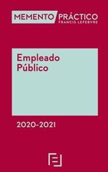 Imagen de Memento Práctico Empleado Público  2020-2021