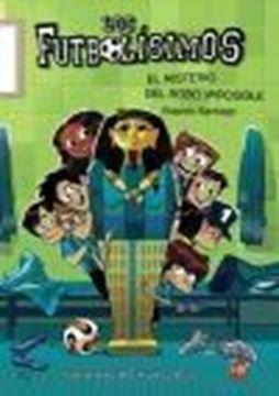 """Misterio del robo imposible, El """"Los futbolísimos 5"""""""