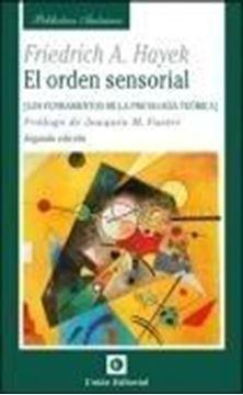 """Orden sensorial, El """"Fundamentos de la psicología teórica"""""""