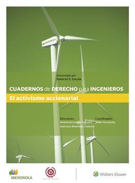 """Cuadernos de Derecho para Ingenieros (n.º 50) """"El activismo accionarial"""""""