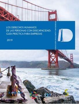 """Los derechos humanos de las personas con discapacidad 2019 """"guía práctica para empresas"""""""