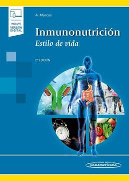 """Inmunonutrición (incluye versión digital) 2ª Ed, 2019 """"Estilo de vida"""""""