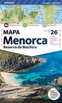 """Menorca """"Mapa"""""""
