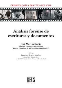 Análisis forense de escrituras y documentos