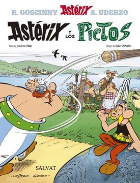 Asterix nº 35: Astérix y los Pictos