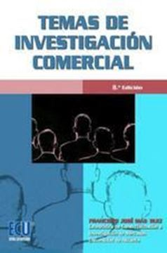 Imagen de Temas de investigación comercial, 8ª ed, 2020