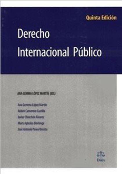 Imagen de Derecho Internacional Público, 5ª ed. 2019