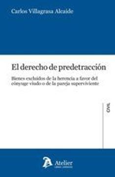 Derecho de Predetracción, El