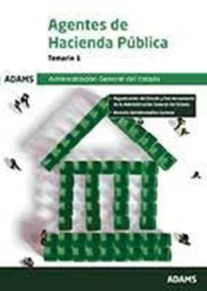 """Imagen de Temario 1 Agentes de Hacienda Pública, 2020 """"Administración General del Estado"""""""