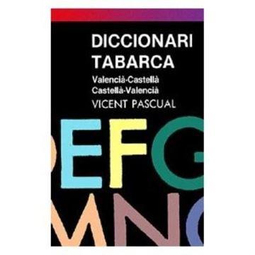 Diccionario Tabarca Escolar Valencià-Castellà/ Castellà-valencià