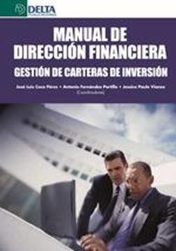 """Manual de dirección financiera, 2020 """"Gestión de carteras de inversión"""""""