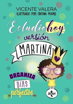 """Estudiohoy versión Martina """"Organiza dias perfectos (Verde)"""""""