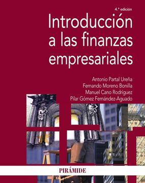 Introducción a las finanzas empresariales, 4ª ed, 2020