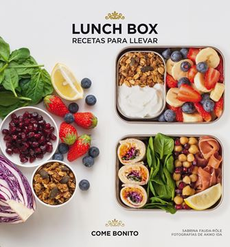 """Lunch Box """"Recetas para llevar"""""""
