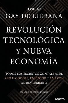 """Revolución tecnológica y nueva economía """"Todos los secretos contables de Apple, Google, Facebook y Amazon al desc"""""""