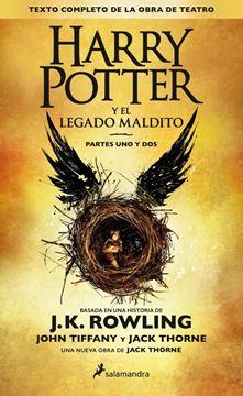 """Harry Potter y el legado maldito.  """"Partes uno y dos"""""""