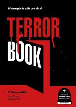 """Terror book """"El libro maldito"""""""