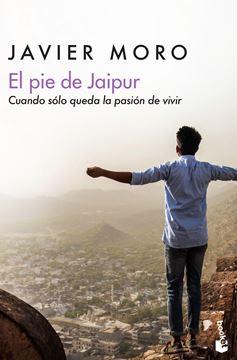 """Pie de Jaipur, El """"Cuando sólo queda la pasión de vivir"""""""