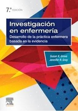 """Investigación en enfermería, 7ª ed, 2019 """"Desarrollo de la práctica enfermera basada en la evidencia"""""""