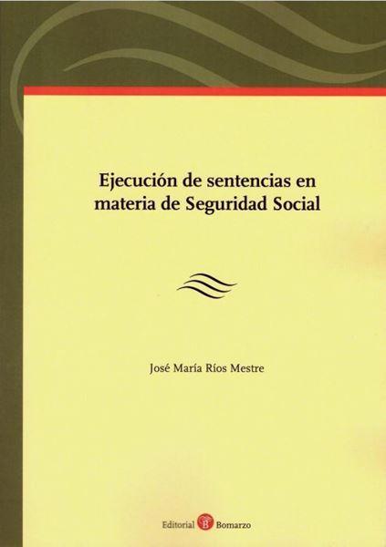 Imagen de Ejecución de sentencias en materia de Seguridad Social, 2020