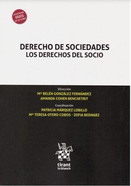 """Imagen de Derecho de Sociedades, 2020 """"Los derechos del socio"""""""