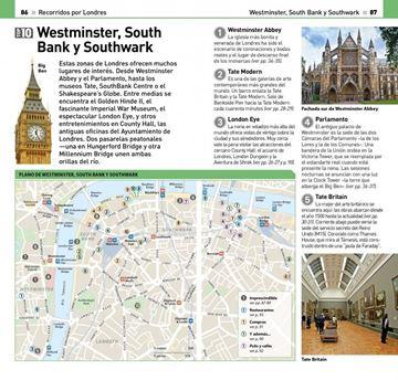 """Londres Guía Top 10, 2020 """"La guía que descubre lo mejor de cada ciudad"""""""