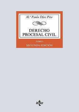 """Derecho procesal civil, 2ª ed, 2020 """"Tomo I. Conceptos generales, procesos declarativos ordinarios, medidas c"""""""