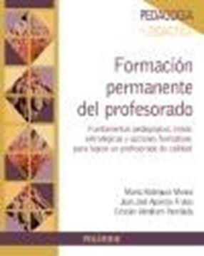 """Formación permanente del profesorado """"Fundamentos pedagógicos, líneas estratégicas y acciones formativas para"""""""