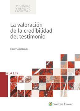 Valoración de la credibilidad del testimonio, La, 2020