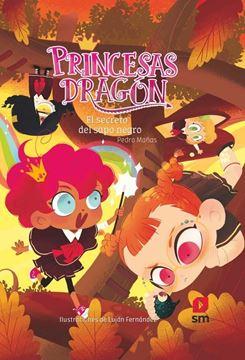 "Secreto del sapo negro, El  ""Princesas Dragón nº 7"""