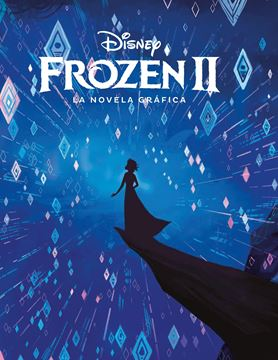 "Frozen 2. La novela gráfica ""Cómic"""