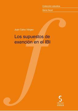 Los supuestos de exención en el IBI, 2020
