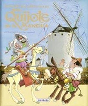 """Don Quijote de la Mancha """"Col. Grandes libros"""""""
