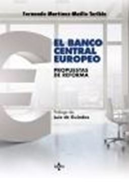"Banco Central Europeo ""Propuestas de reforma"""