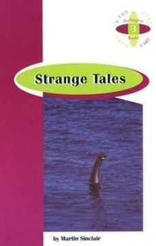 "Strange Tales ""3º ESO. DBH 3"""