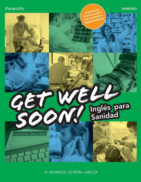 Get Well Soon! Inglés para sanidad, 2020