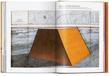 """Christo and Jeanne-Claude   """"40th Anniversary Edition"""""""