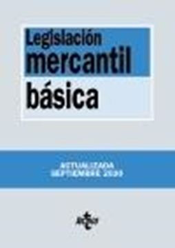 Legislación mercantil básica, 17ª ed, 2020