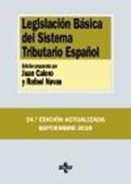 Legislación Básica del Sistema Tributario Español, 34ª ed, 2020