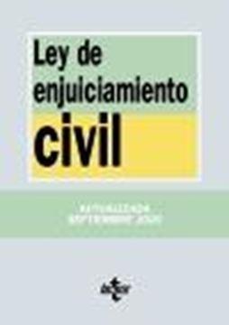 Ley de Enjuiciamiento Civil, 4ª ed, 2020