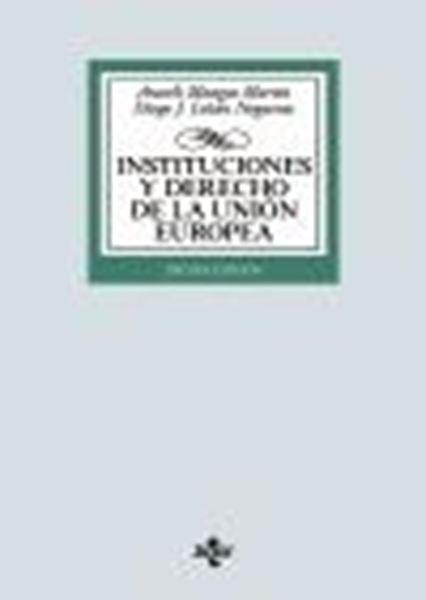 Instituciones y Derecho de la Unión Europea, 10ª ed, 2020