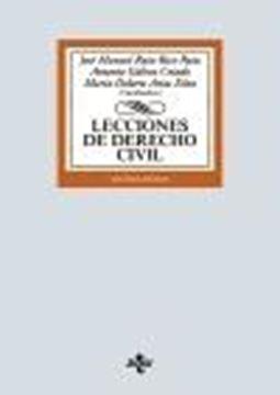 Lecciones de Derecho Civil, 2ª ed, 2020