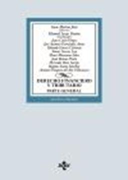 """Derecho financiero y tributario, 9ª ed, 2020 """"Parte general"""""""