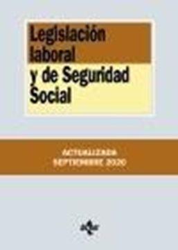 Legislación laboral y de Seguridad Social, 22ª ed, 2020