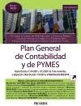 """Plan General de Contabilidad y de PYMES, 14ª ed, 2020 """"Reales Decretos 1514/2007 y 1515/2007, de 16 de noviembre, y adaptación"""""""