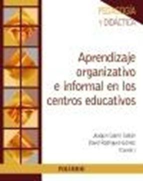 Aprendizaje organizativo e informal en los centros educativos, 2020