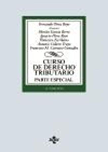 """Curso de Derecho Tributario, 14ª ed, 2020 """"Parte Especial"""""""