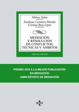 """Mediación y resolución de conflictos 2017 """"Técnicas y ámbitos"""""""